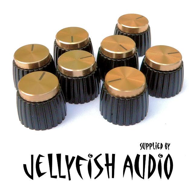Jellyfish Audio Capacitors